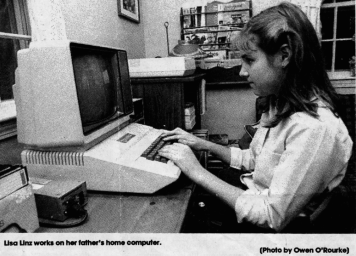 Lisa Linz Duncan - Early Apple Fan